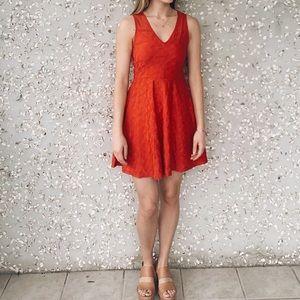 Dresses & Skirts - Small sleeveless red dress.